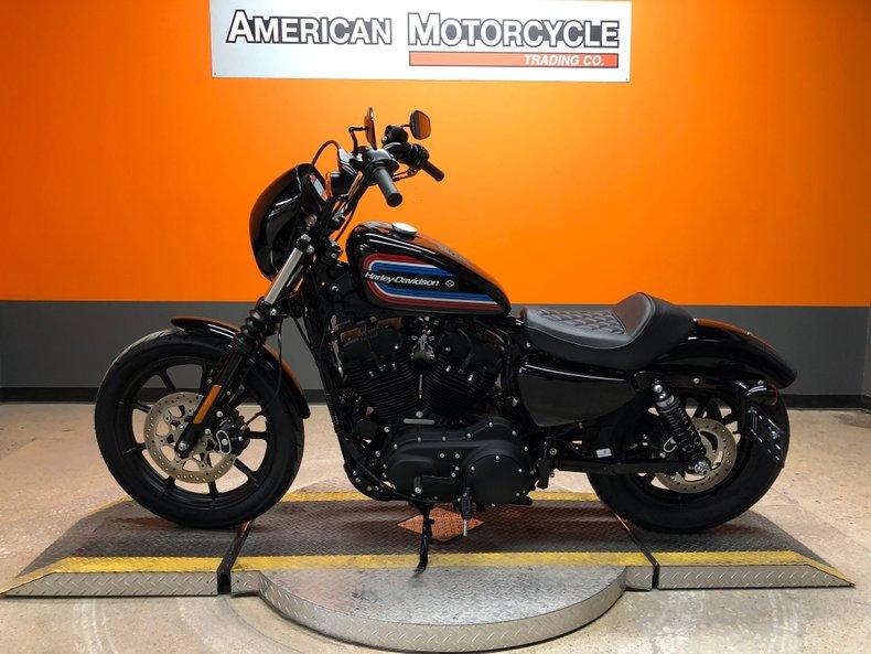 2020 Harley-Davidson Sportster 1200