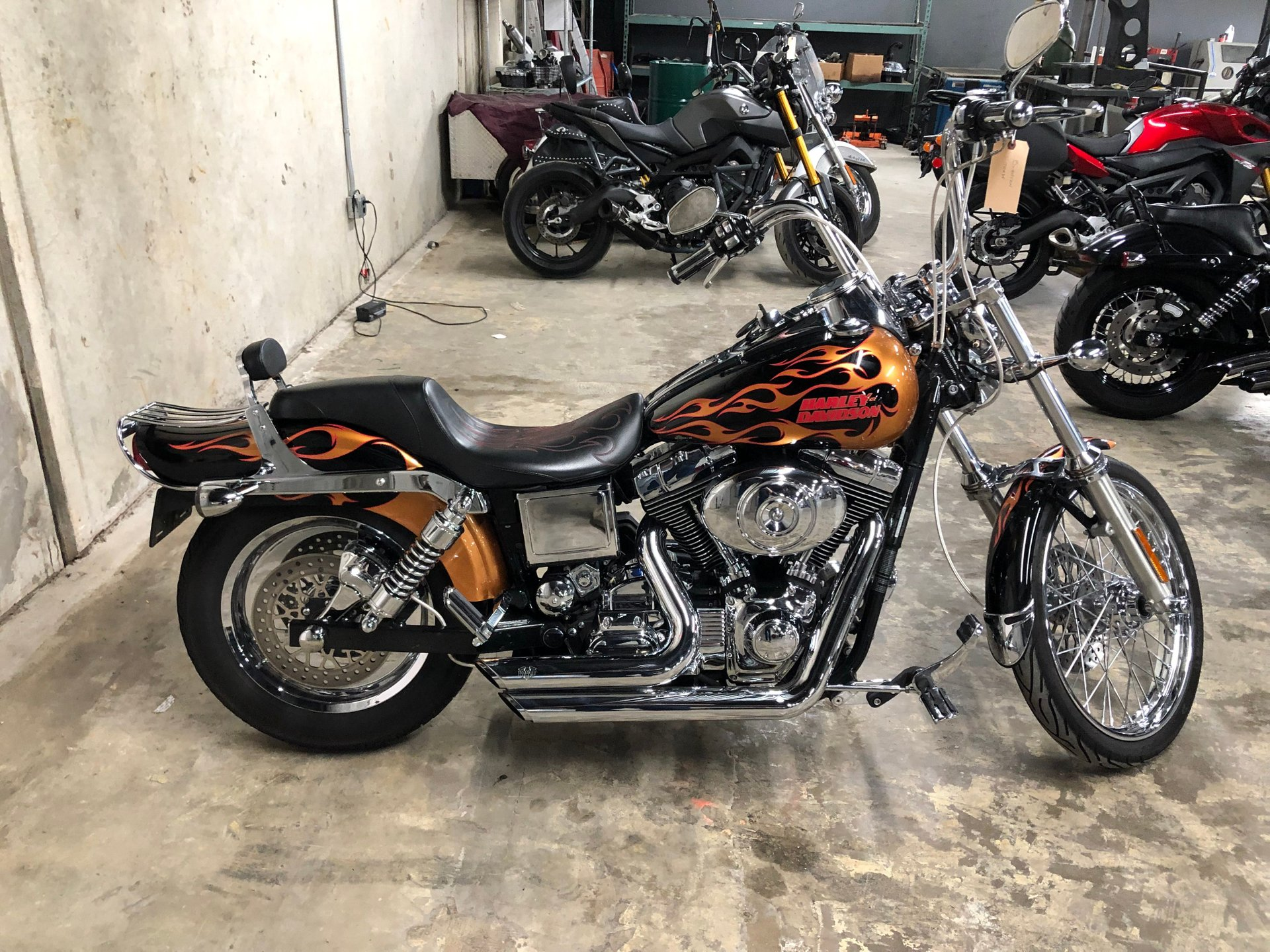 2004 Harley Davidson Dyna Wide Glide American Motorcycle Trading Company Used Harley Davidson Motorcycles
