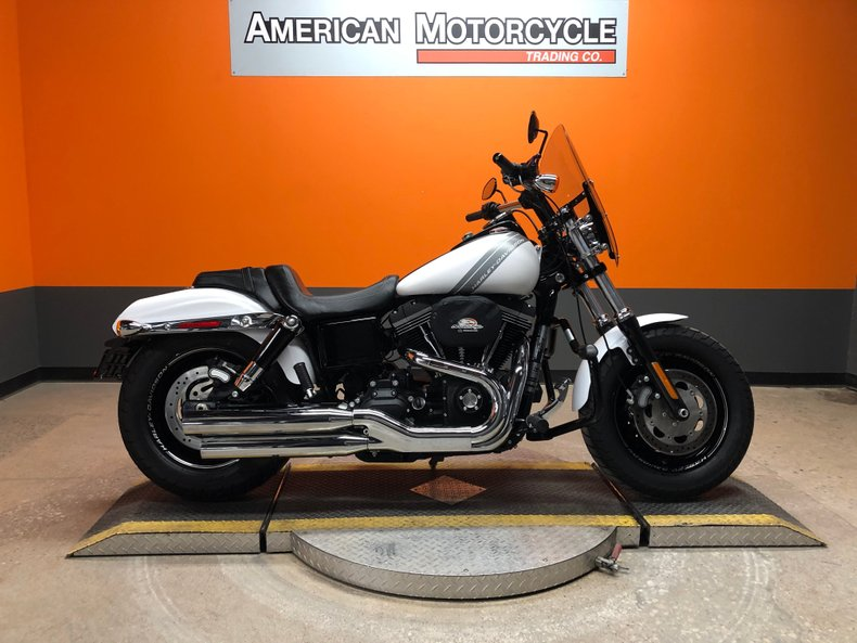 2017 Harley-Davidson Dyna Fat Bob