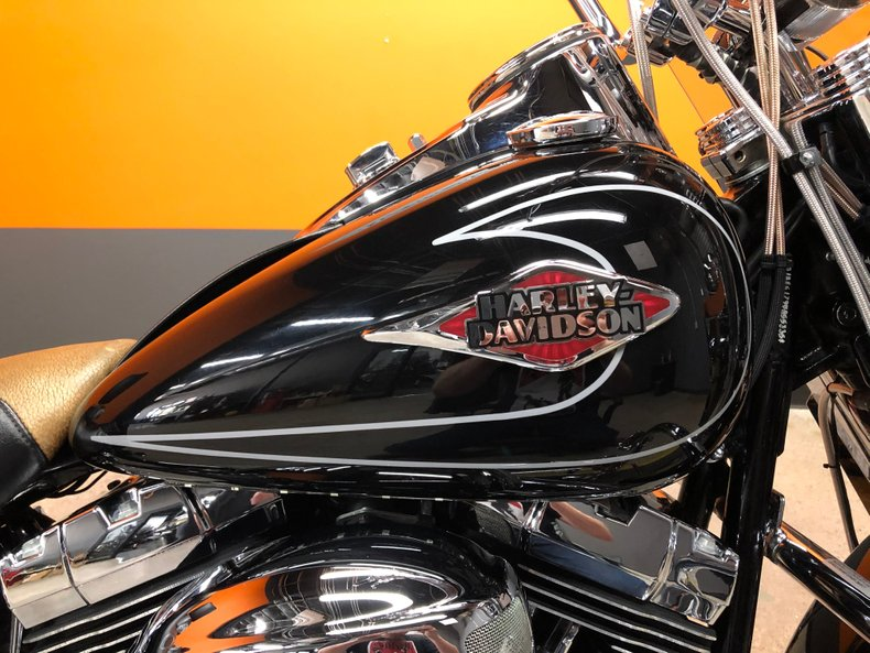 2009 Harley-Davidson Softail Heritage Classic