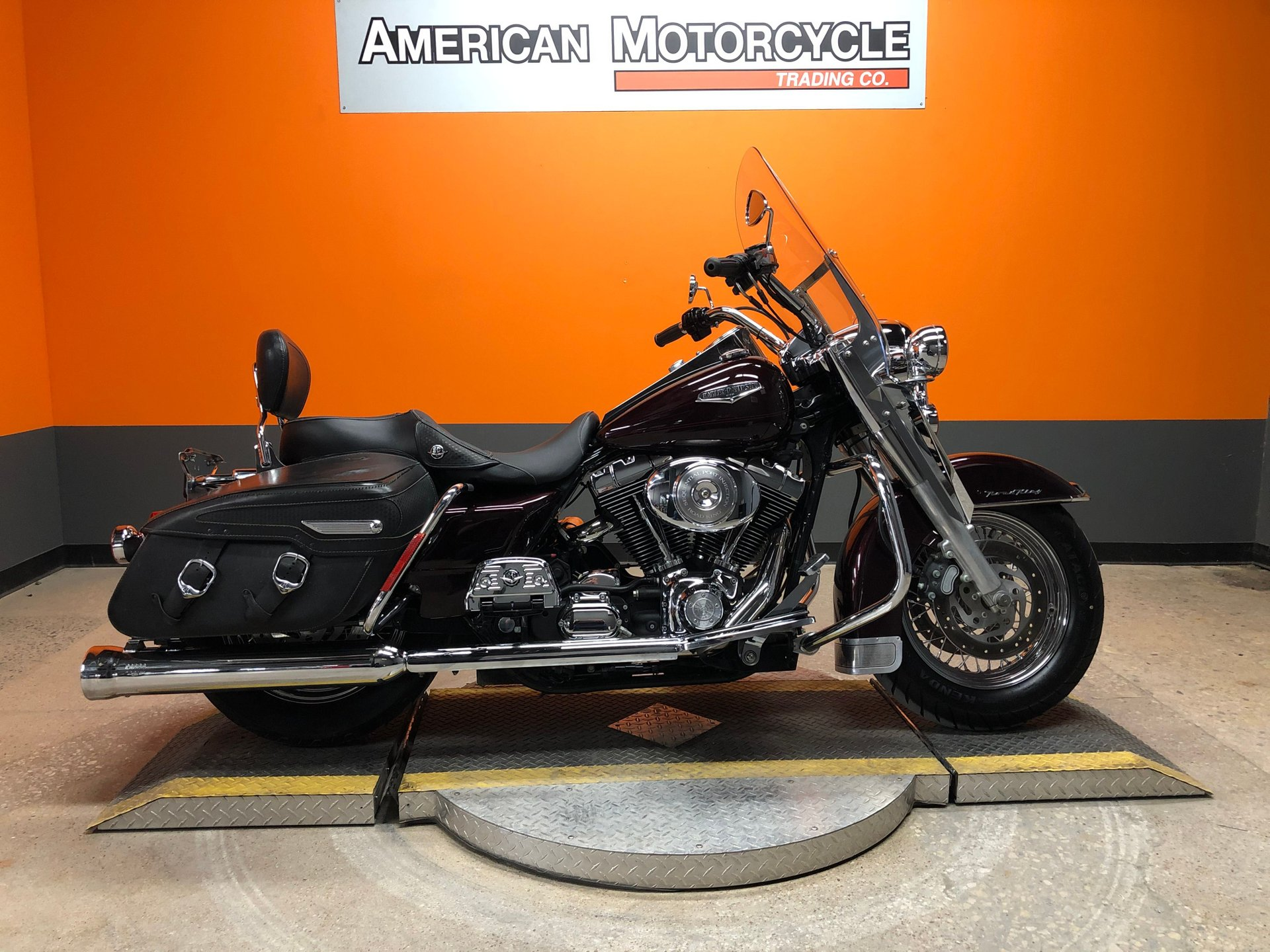 2005 harley davidson road king classic flhrci
