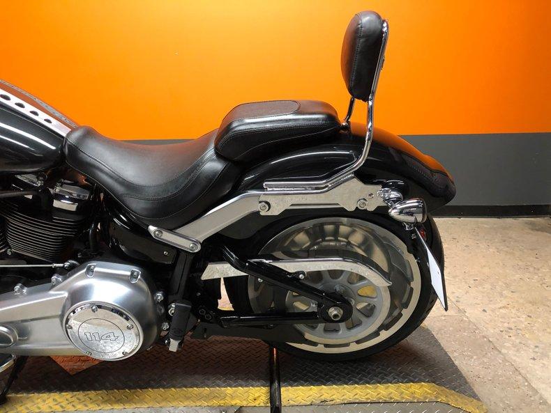 2018 Harley-Davidson Softail Fat Boy