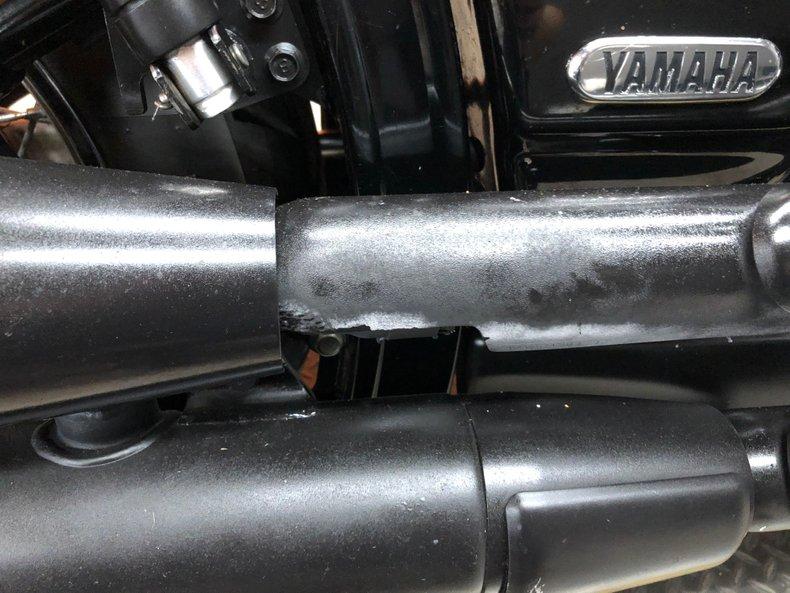 2001 Yamaha V-Star