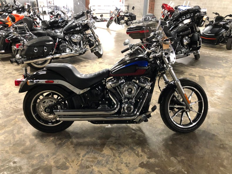 2019 Harley-Davidson Softail Low Rider