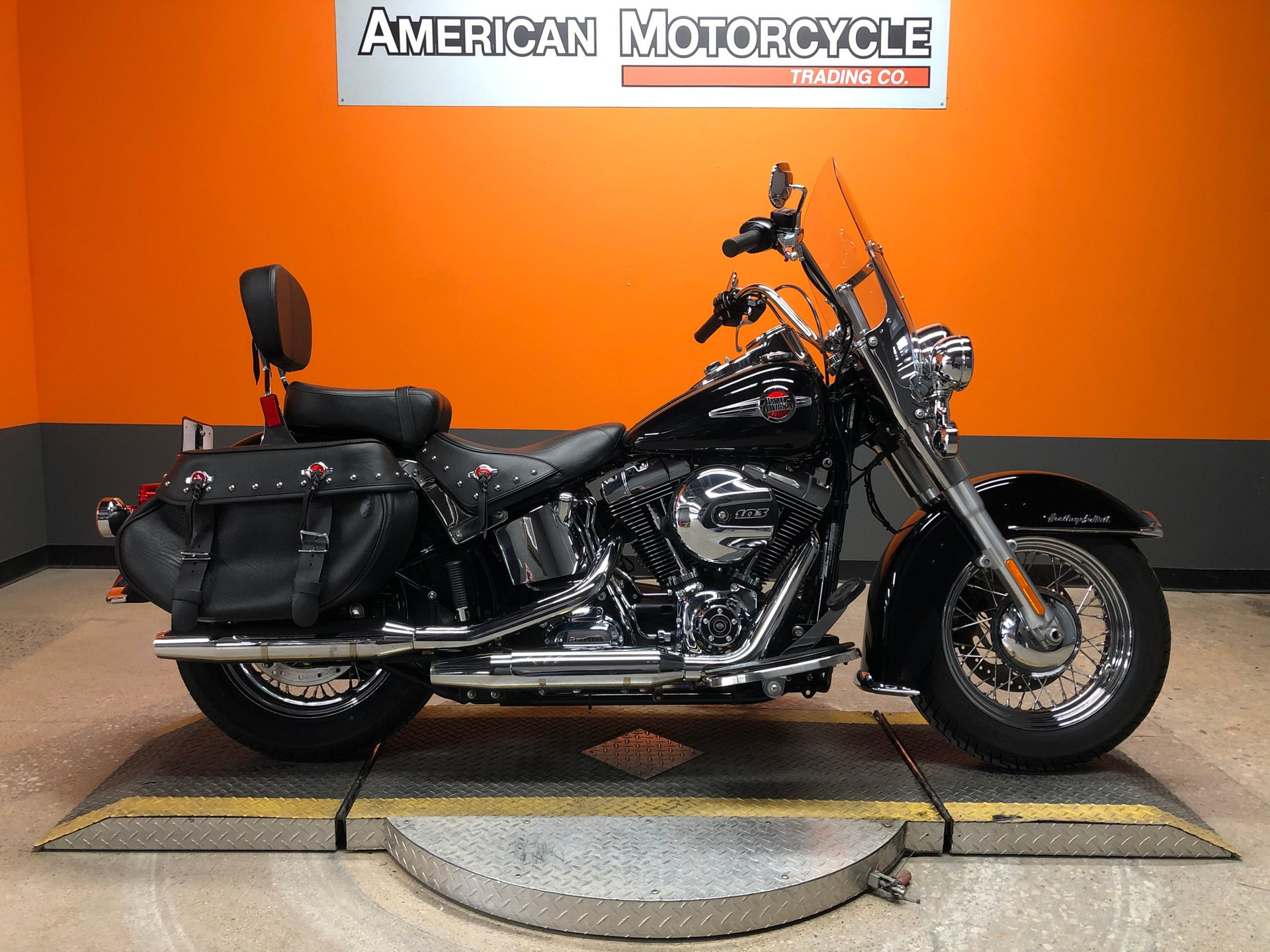 For Sale 2016 Harley-Davidson Softail Heritage Classic