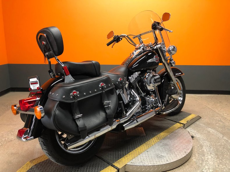 2016 Harley-Davidson Softail Heritage Classic