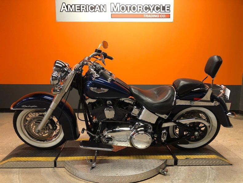 2012 Harley-Davidson Softail Deluxe