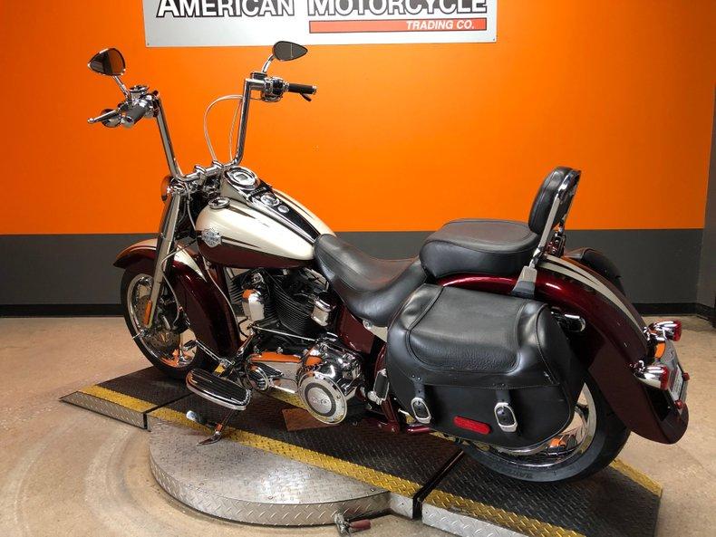 2010 Harley-Davidson CVO Softail Convertible