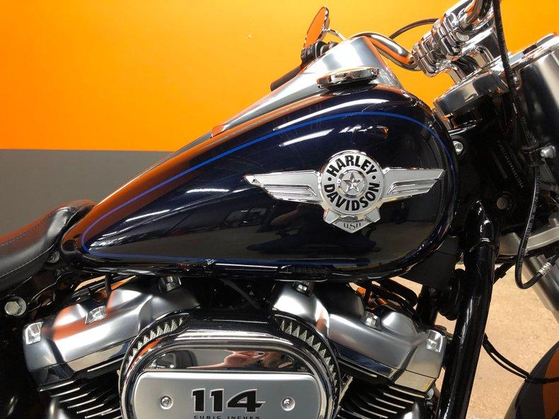 2019 Harley-Davidson Softail Fat Boy
