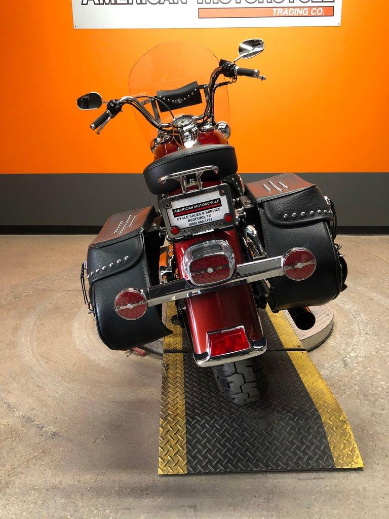 2010 Harley-Davidson Softail Heritage Classic