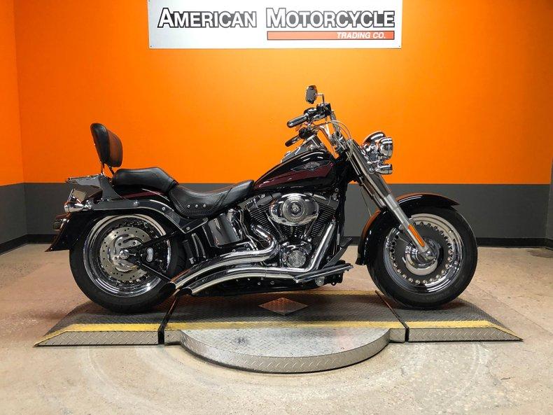 2007 Harley-Davidson Softail Fat Boy
