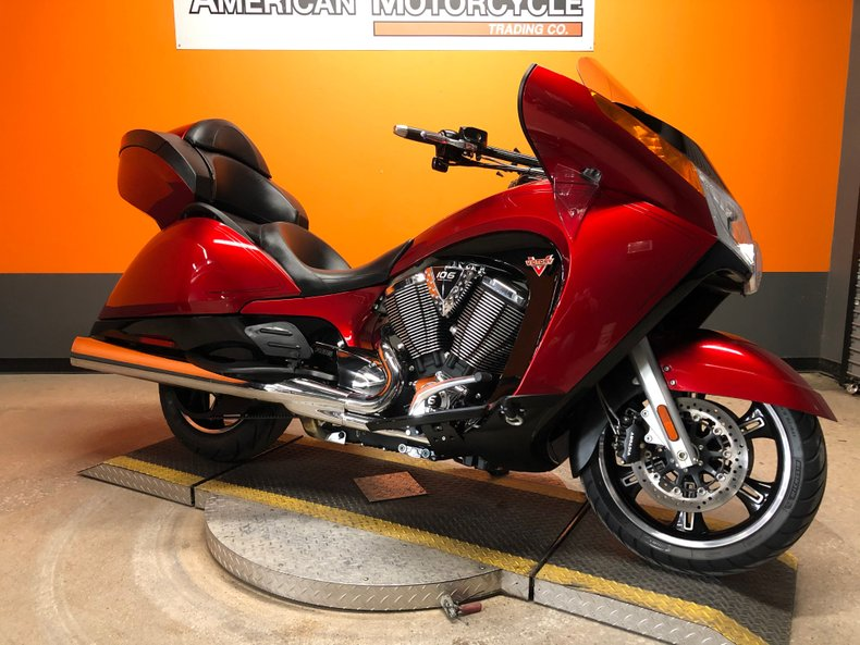 2015 Victory Vision
