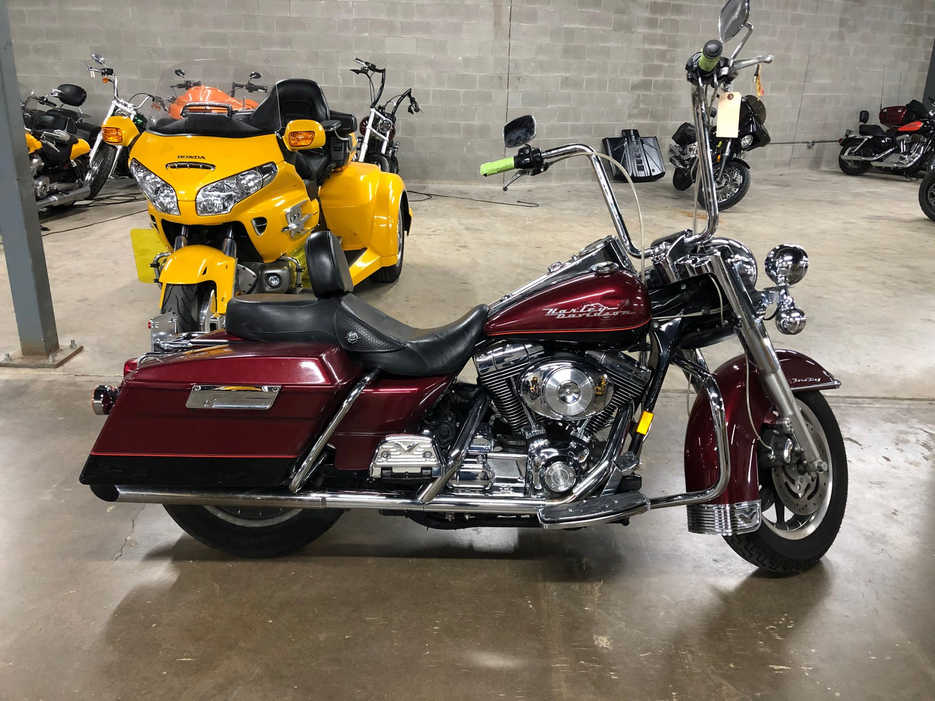 2000 harley davidson road king flhr