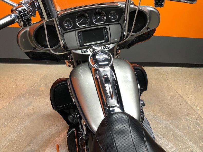 2016 Harley-Davidson CVO Ultra Limited