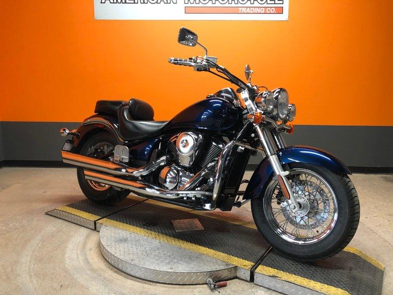 2006 Kawasaki Vulcan Classic