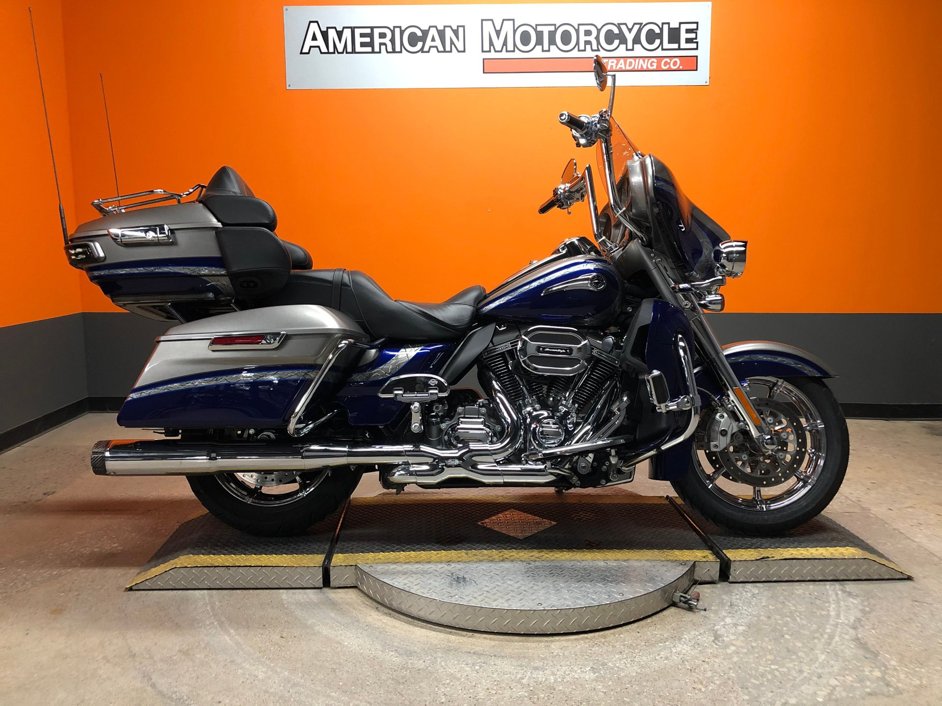 For Sale 2016 Harley-Davidson CVO Ultra Limited