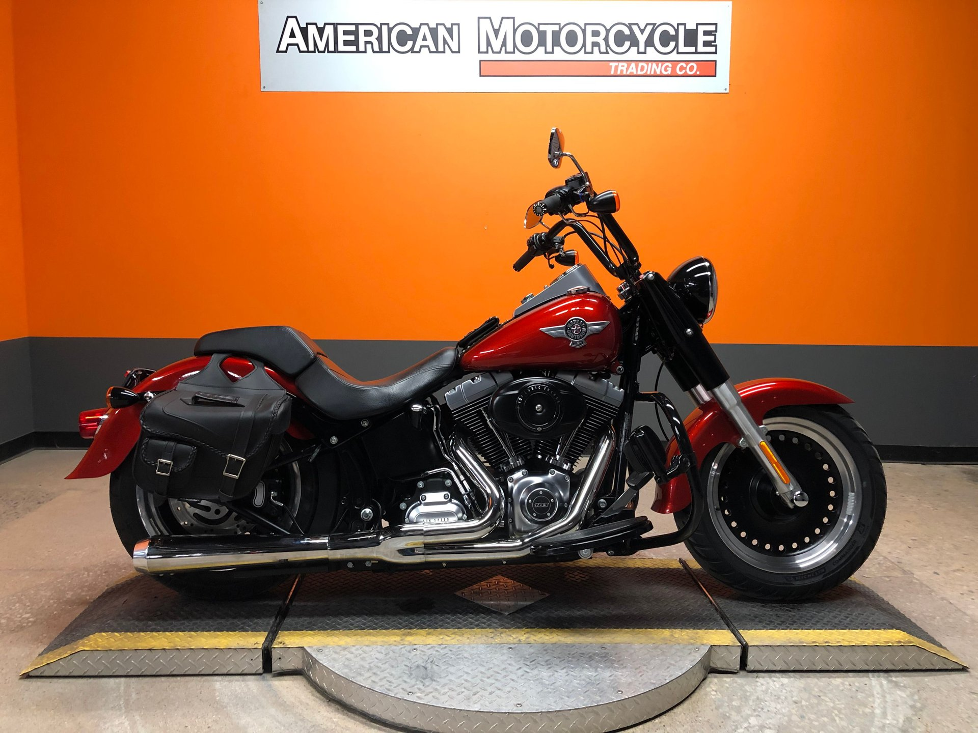 For Sale 2013 Harley-Davidson Softail Fat Boy