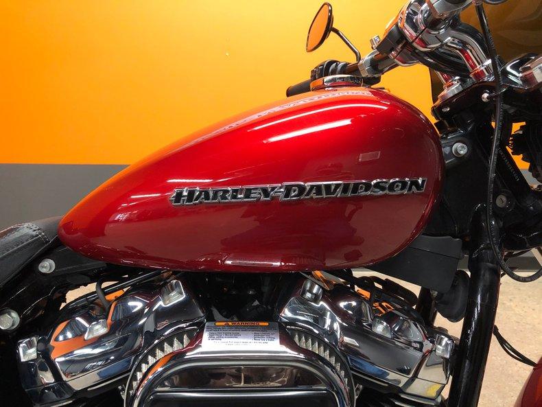 2019 Harley-Davidson Softail Breakout