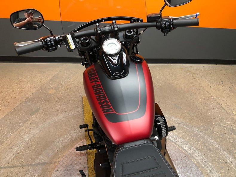 2019 Harley-Davidson Softail Fat Bob