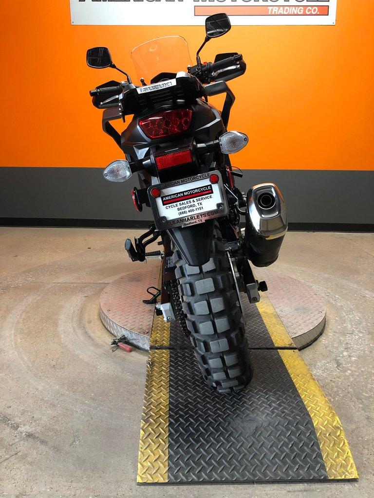 2019 Suzuki V-Strom