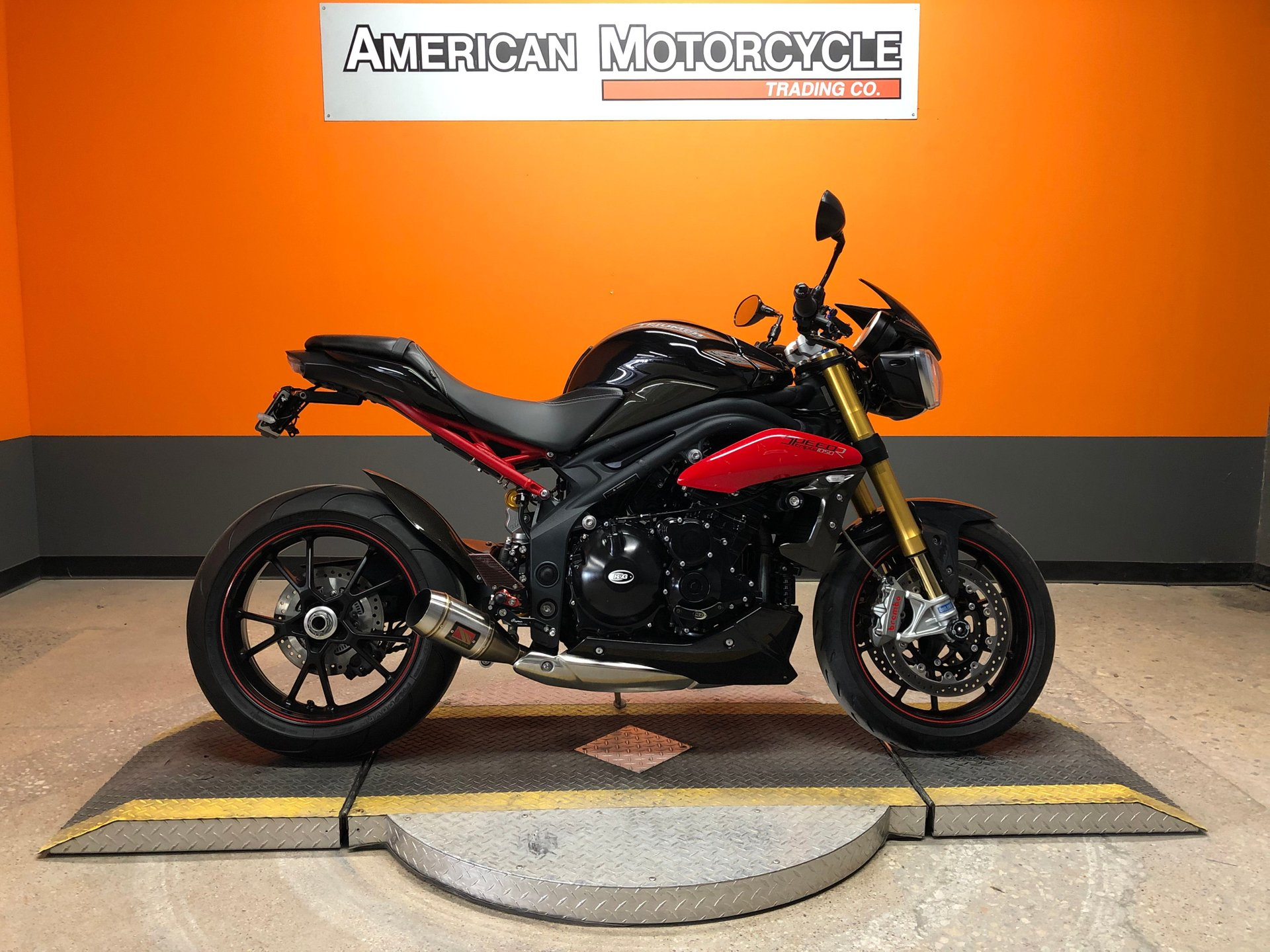 For Sale 2015 Triumph Speed Triple R ABS
