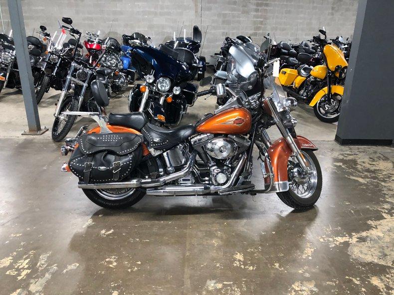 2000 Harley-Davidson Softail Heritage Classic
