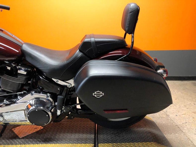 2018 Harley-Davidson Softail Sport Glide