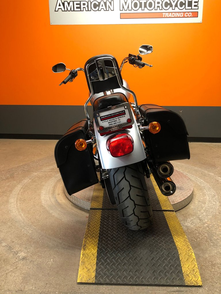 2019 Harley-Davidson Softail Low Rider