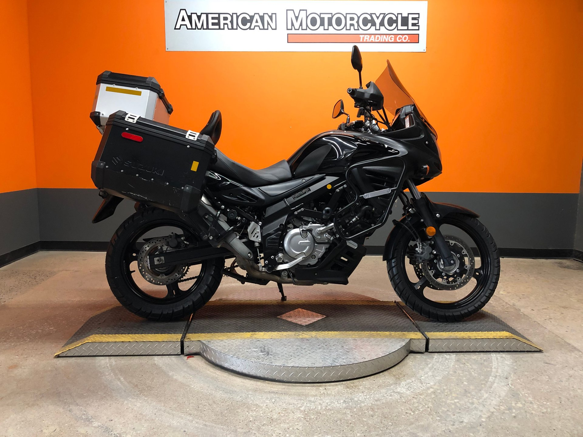 2012 suzuki v strom dl650a adventure