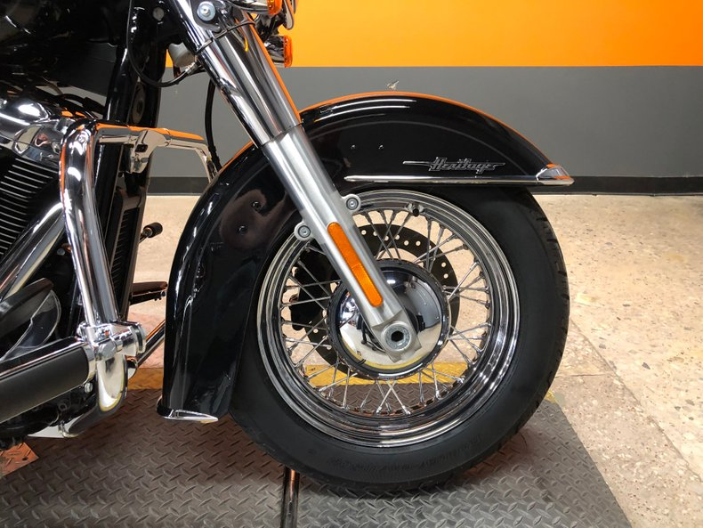 2020 Harley-Davidson Softail Heritage Classic