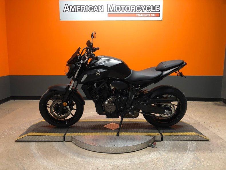 2020 Yamaha MT-07
