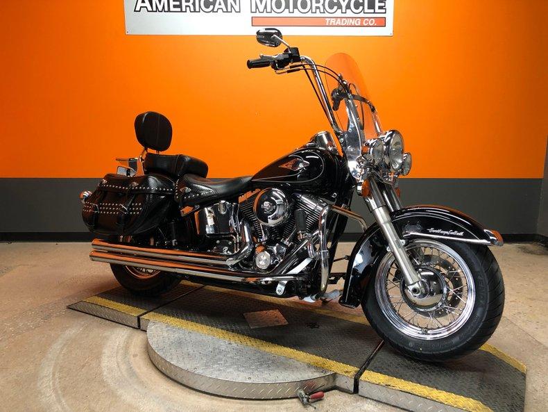 2011 Harley-Davidson Softail Heritage Classic