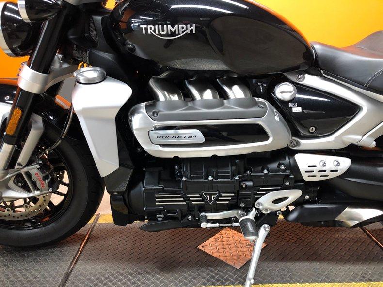 2020 Triumph Rocket III