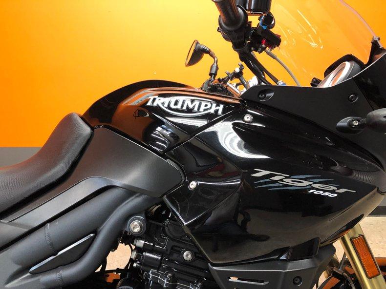 2008 Triumph Tiger