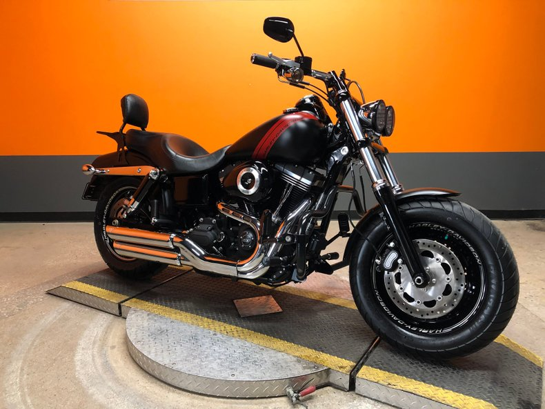 2015 Harley-Davidson Dyna Fat Bob