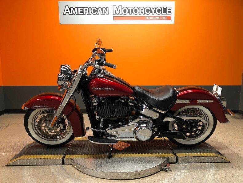 2019 Harley-Davidson Softail Deluxe