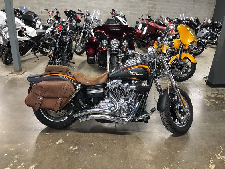 2010 Harley-Davidson CVO Dyna Fat Bob