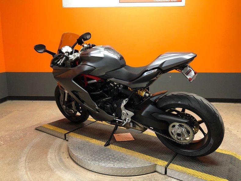 2019 Ducati SuperSport