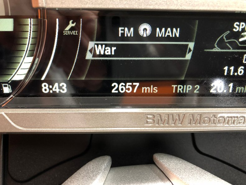 2016 BMW K1600GT