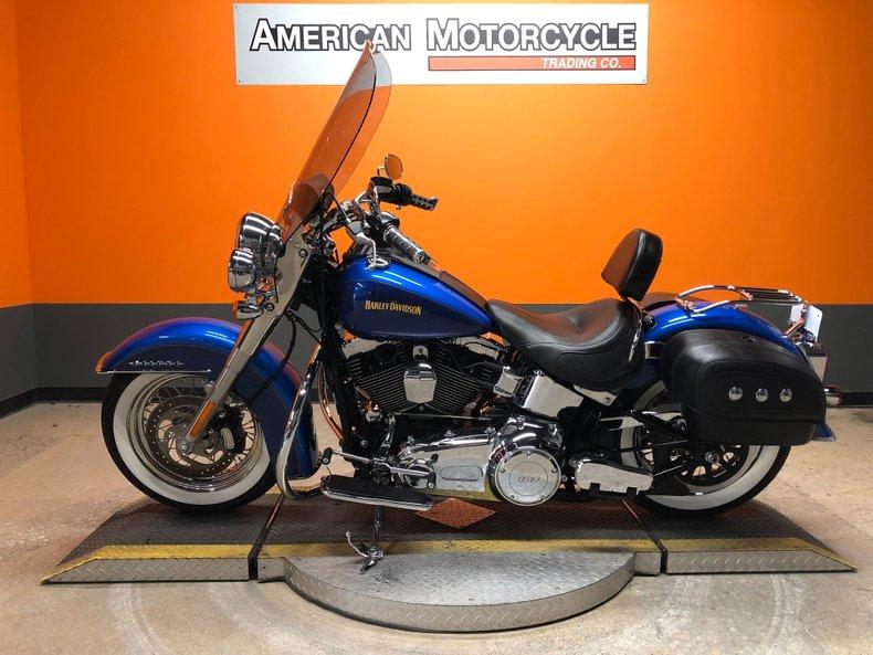 2017 Harley-Davidson Softail Deluxe