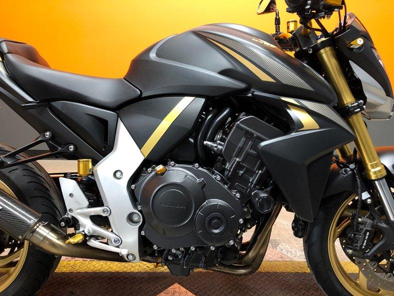 2014 Honda CB1000R