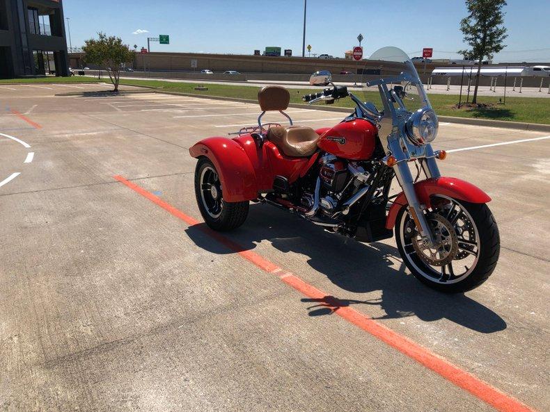 2020 Harley-Davidson Freewheeler Trike
