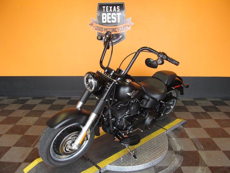2014 Harley-Davidson Softail Fat Boy
