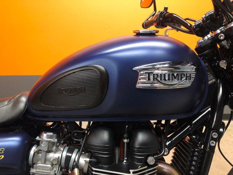 2014 Triumph Scrambler 900