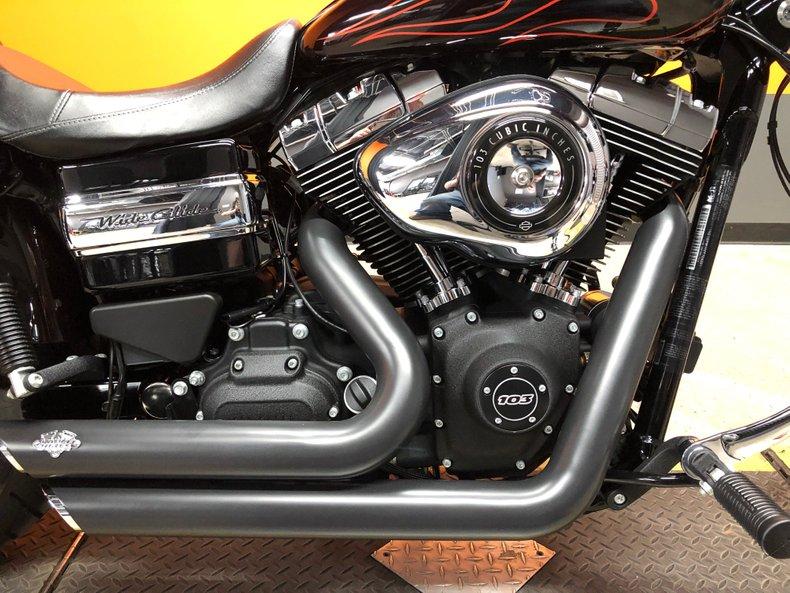 2014 Harley-Davidson Dyna Wide Glide
