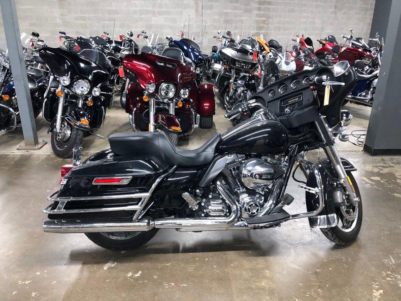 2014 Harley-Davidson Police
