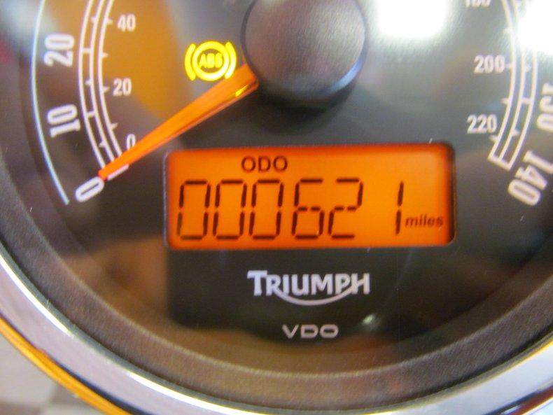 2014 Triumph Rocket III Roadster ABS