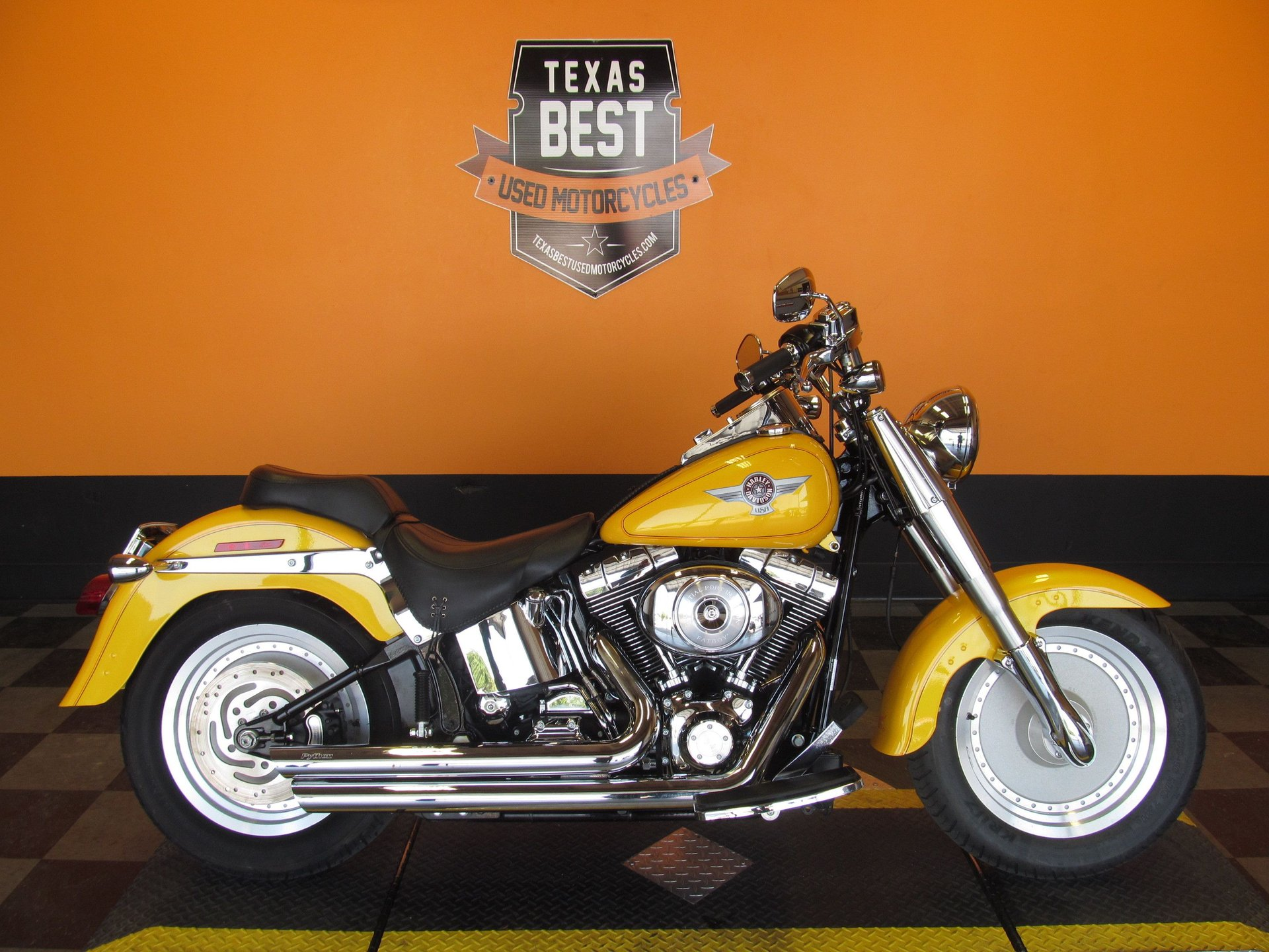 2006 harley davidson softail fat boy flstfi