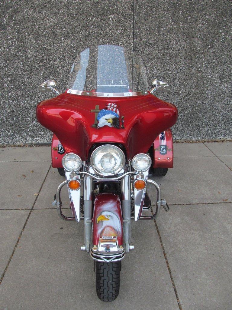 2004 Harley-Davidson Road King Trike