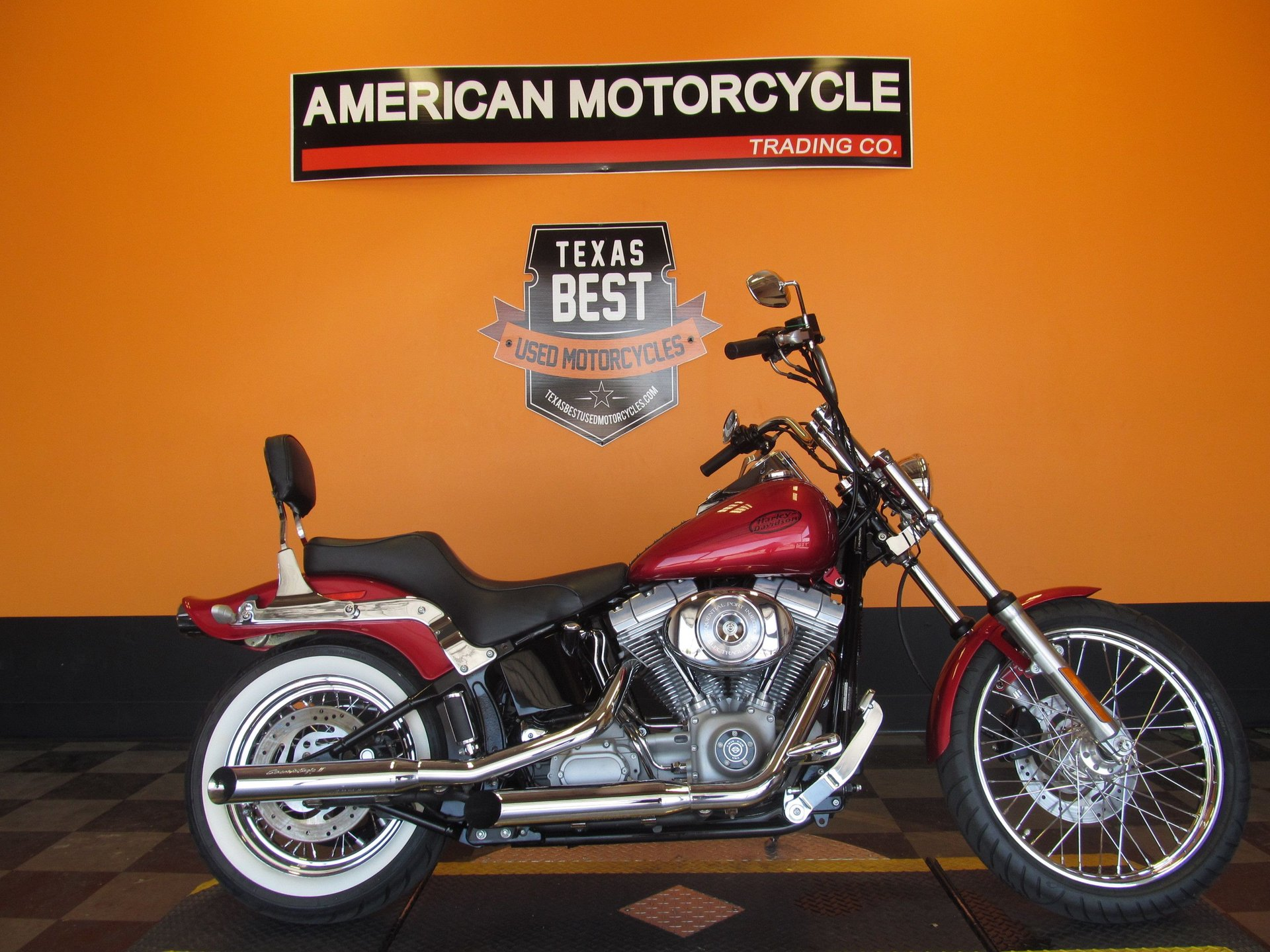 For Sale 2005 Harley-Davidson Softail Standard